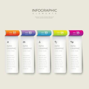 bookmark process steps