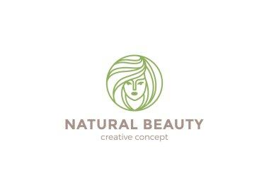 Beauty Hairdresser salon  Logo