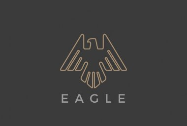 eagle business logo