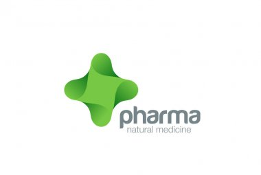 pharma business logo