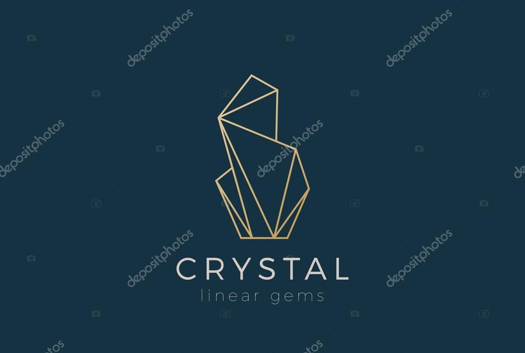Crystal Gems Logo design