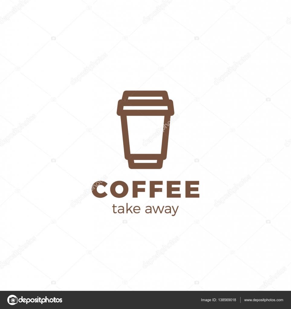 Coffee Cup Logo Design Stock Vector Sentavio 138569018