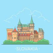 Slovensko země v Evropě