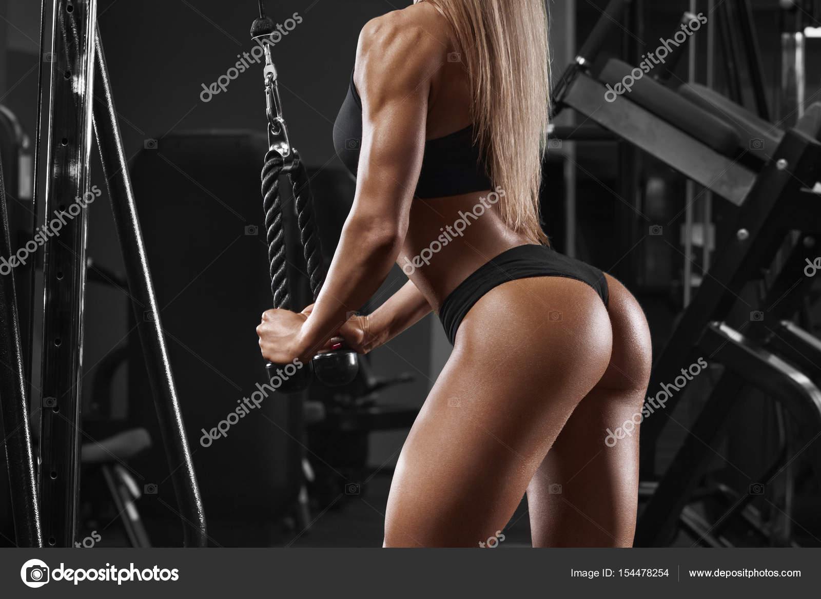 fitness porr sexig kvinna