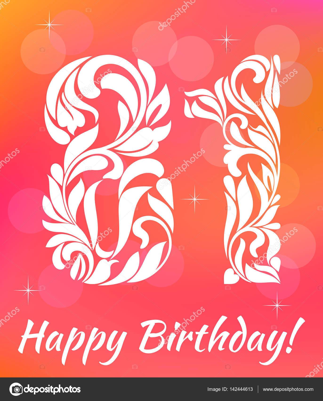 Auguri Di Buon Compleanno 81 Anni.Auguri Di Buon Compleanno A I1jab