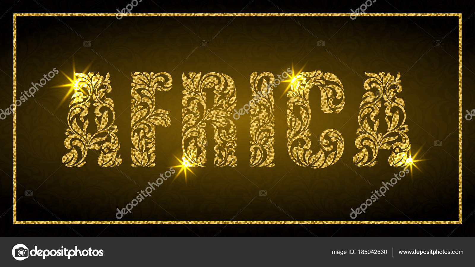 Gold Font In Word
