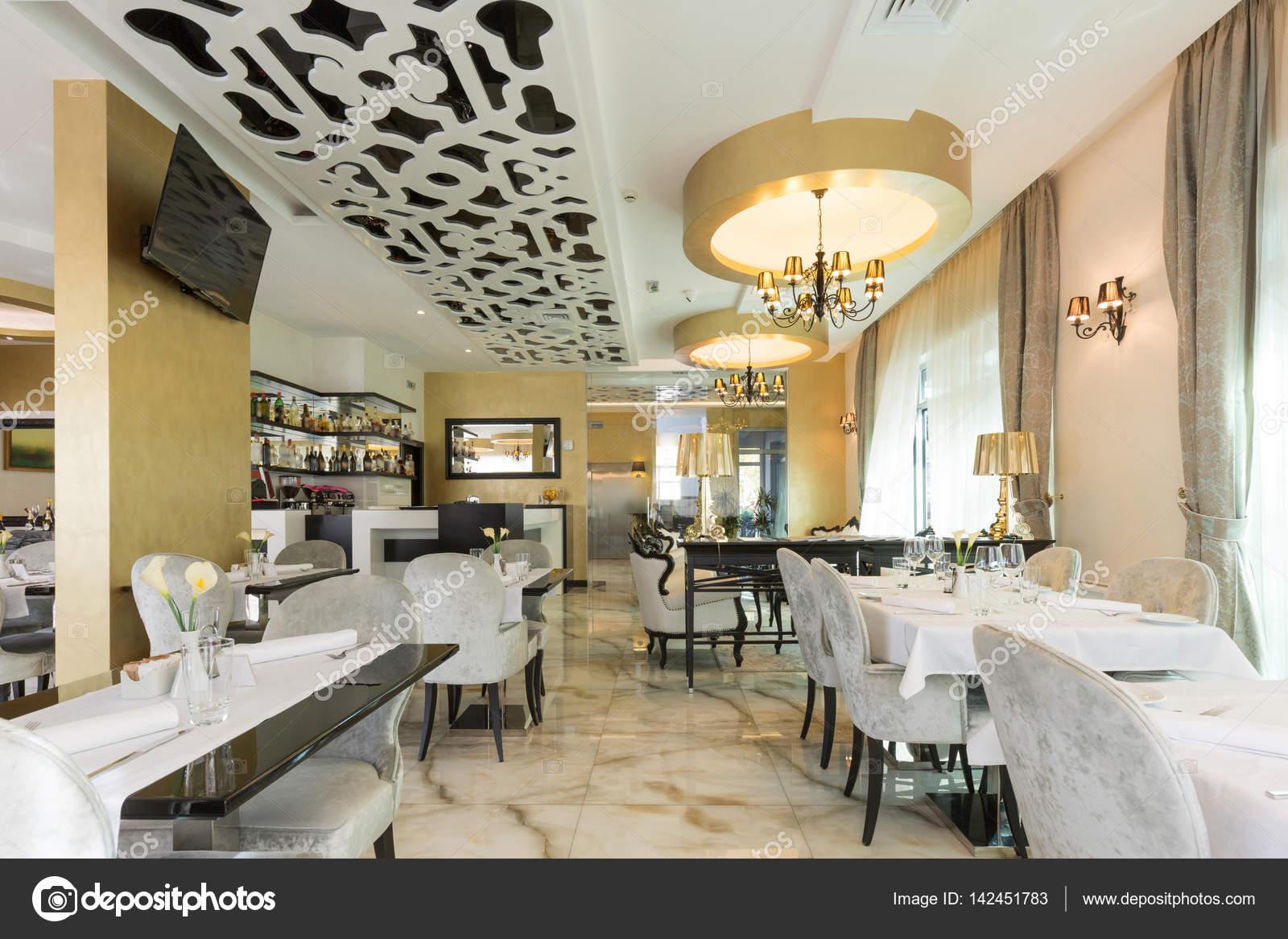Interior Of A Modern Cafe Bar In Hotel Lobby Stock Photo C Rilueda 142451783