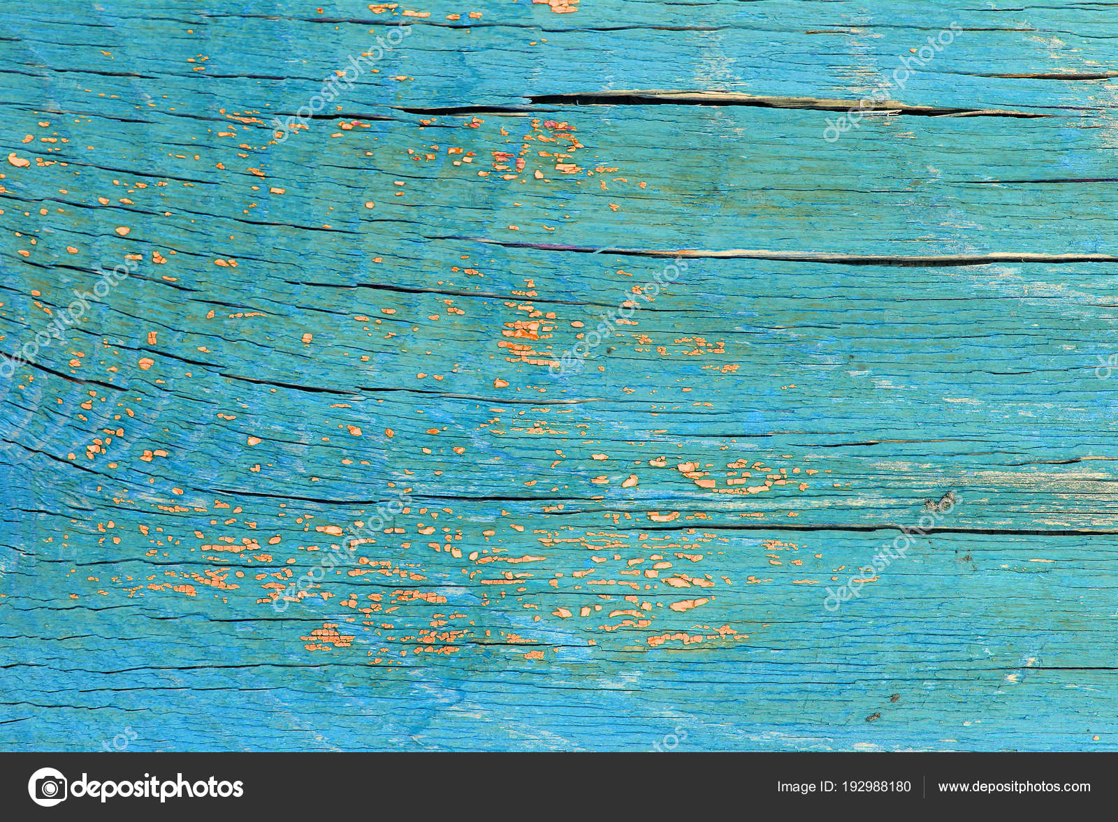 Old Wooden Background With Remains Of Pieces Scraps Paint On Wood Texture An Tree Board Vintage Peeling