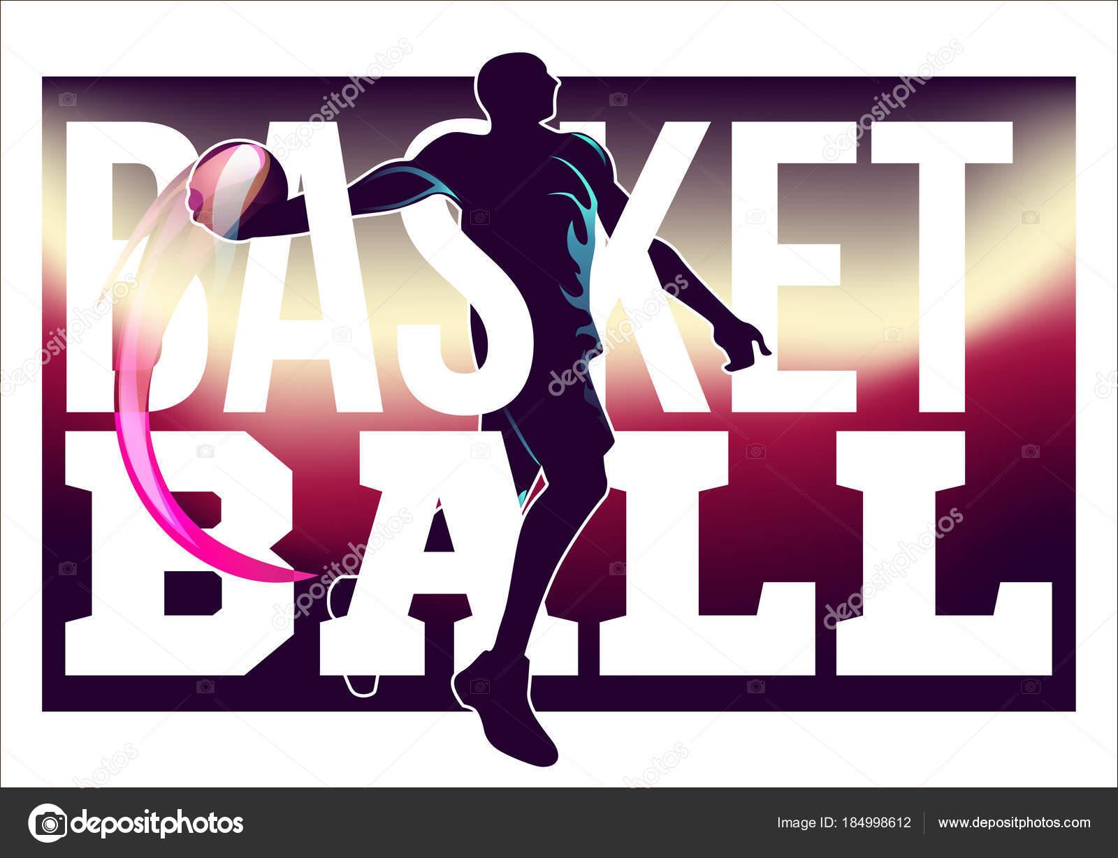 Basketball-Turnier-flyer — Stockvektor © Pechenuh #184998612