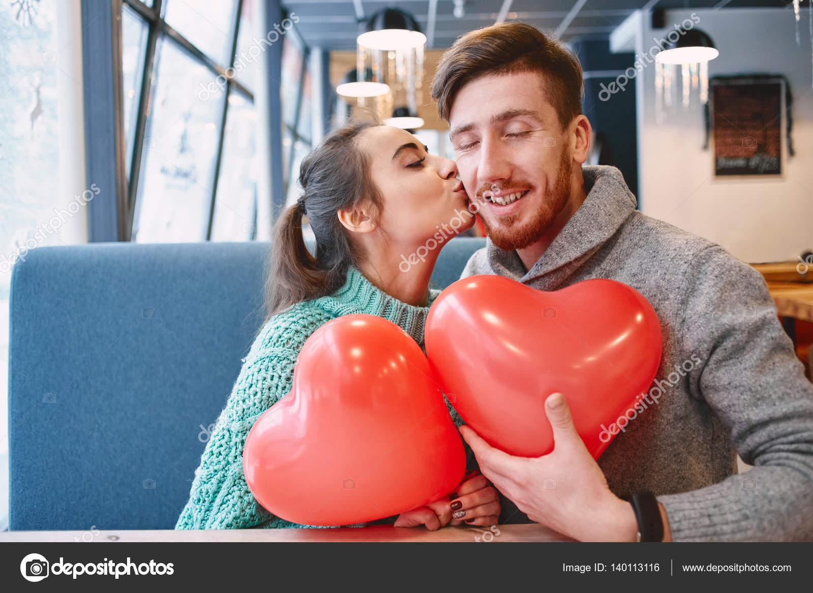 Alla hjärtans dag casual dating