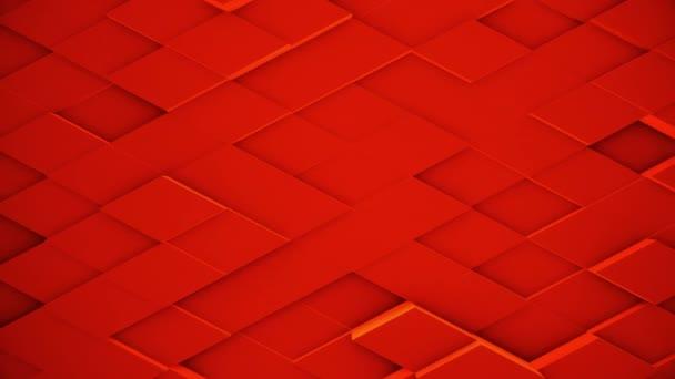 elvont poligonális geometriai felület minimális poligonális rács minta gyémánt alakú elemekkel véletlenszerű hullámzó mozgás háttér tiszta építészeti fal design tér