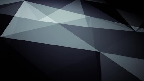 abstrakce geometrické složení s tečkami čáry a trojúhelníky abstraktní futuristické pozadí