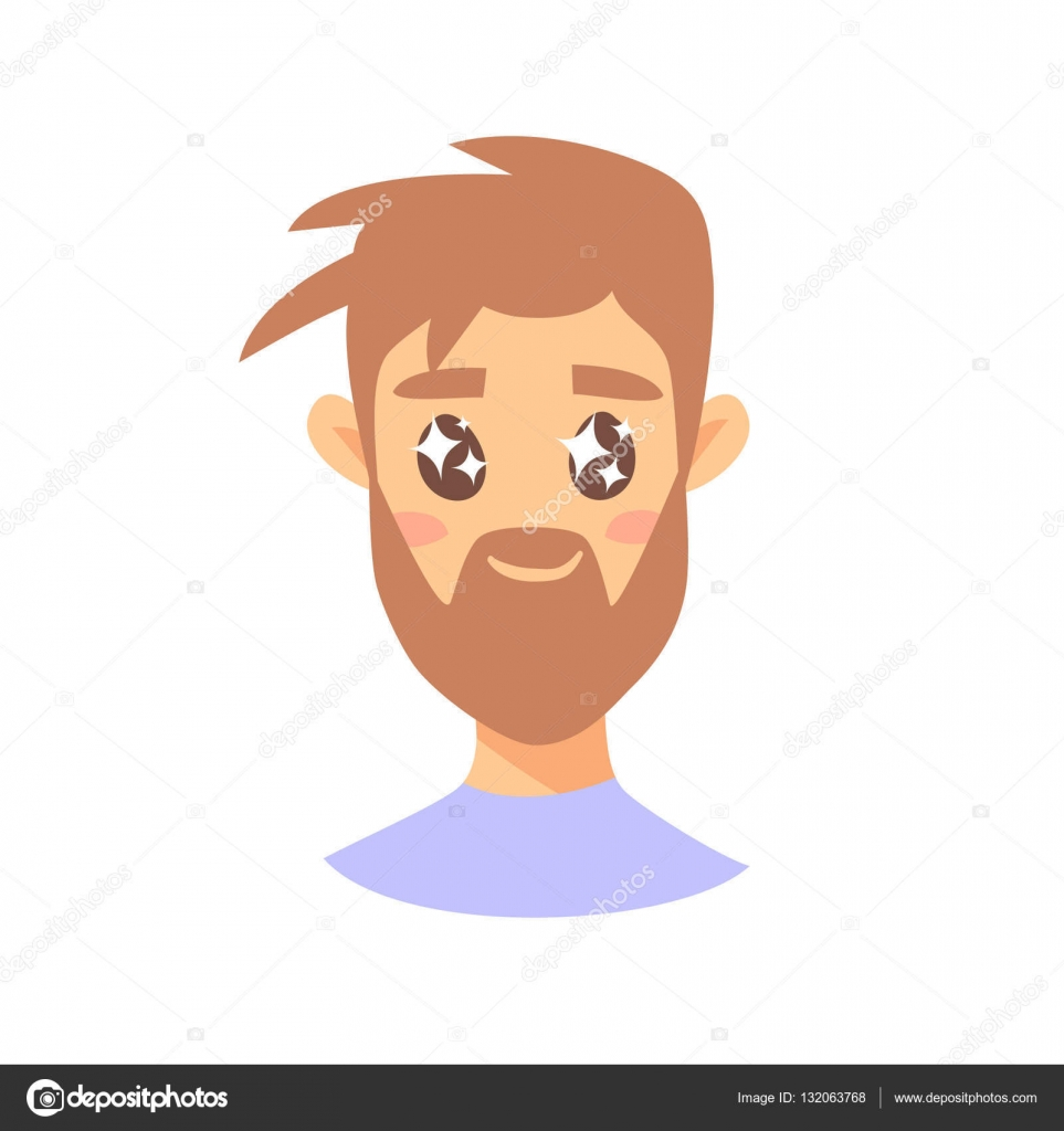 mignon personnage emoji icnes dmotion de style de dessin anim avatars de garon isol avec des expressions du visage agrable - Dessin Avec Emoji