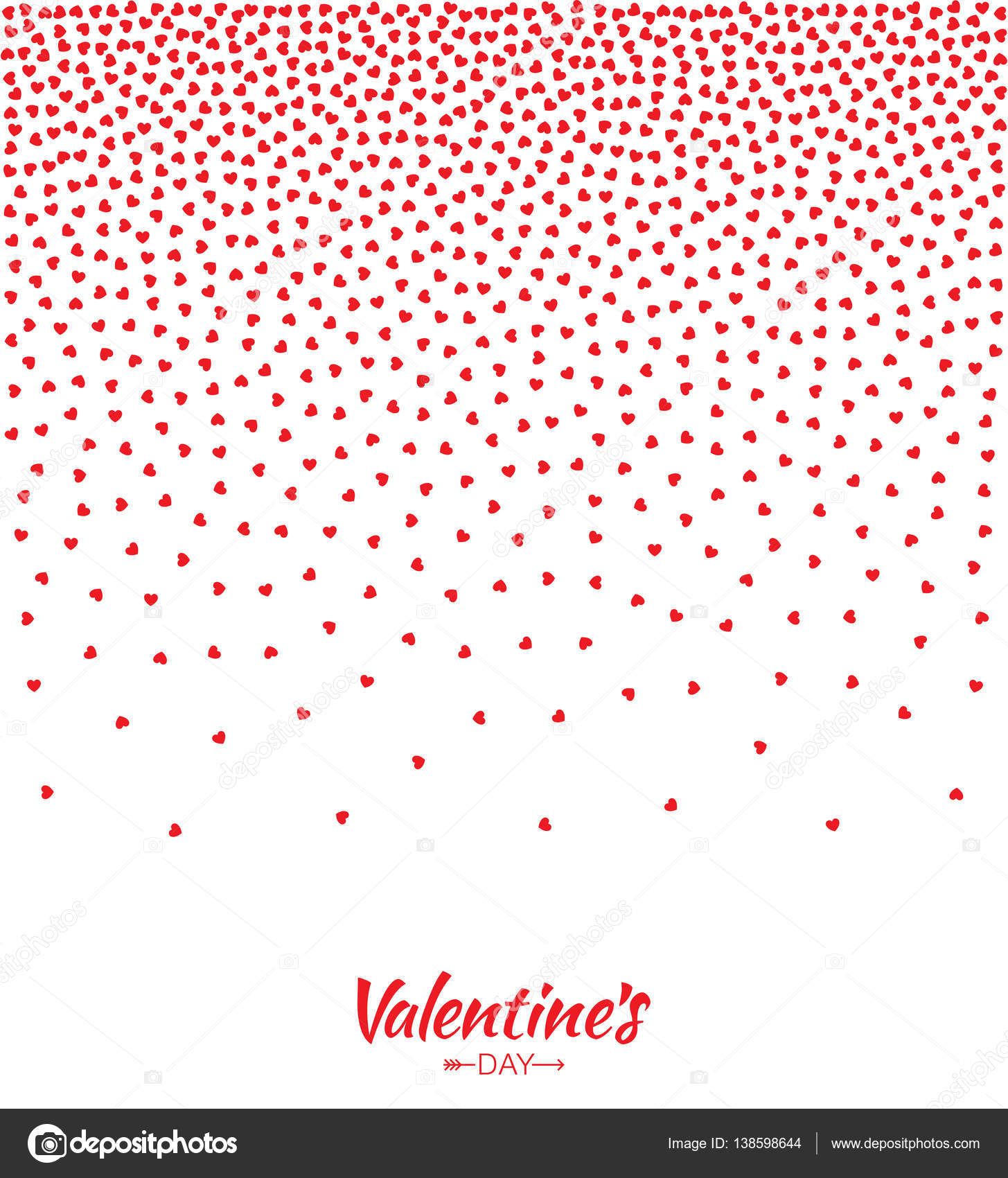 Abstract red hearts gradient background for valentines day design wedding invitation card backdrop design element of background for medical health treatment vector by artishokcs1 stopboris Choice Image