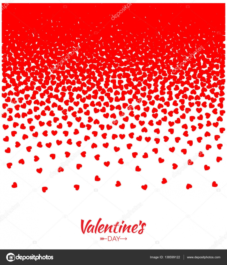 Abstract red hearts gradient background for valentines day design wedding invitation card backdrop design element of background for medical health treatment vector by artishokcs1 stopboris Images