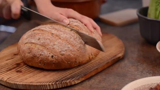 Vágás kenyér felvétel