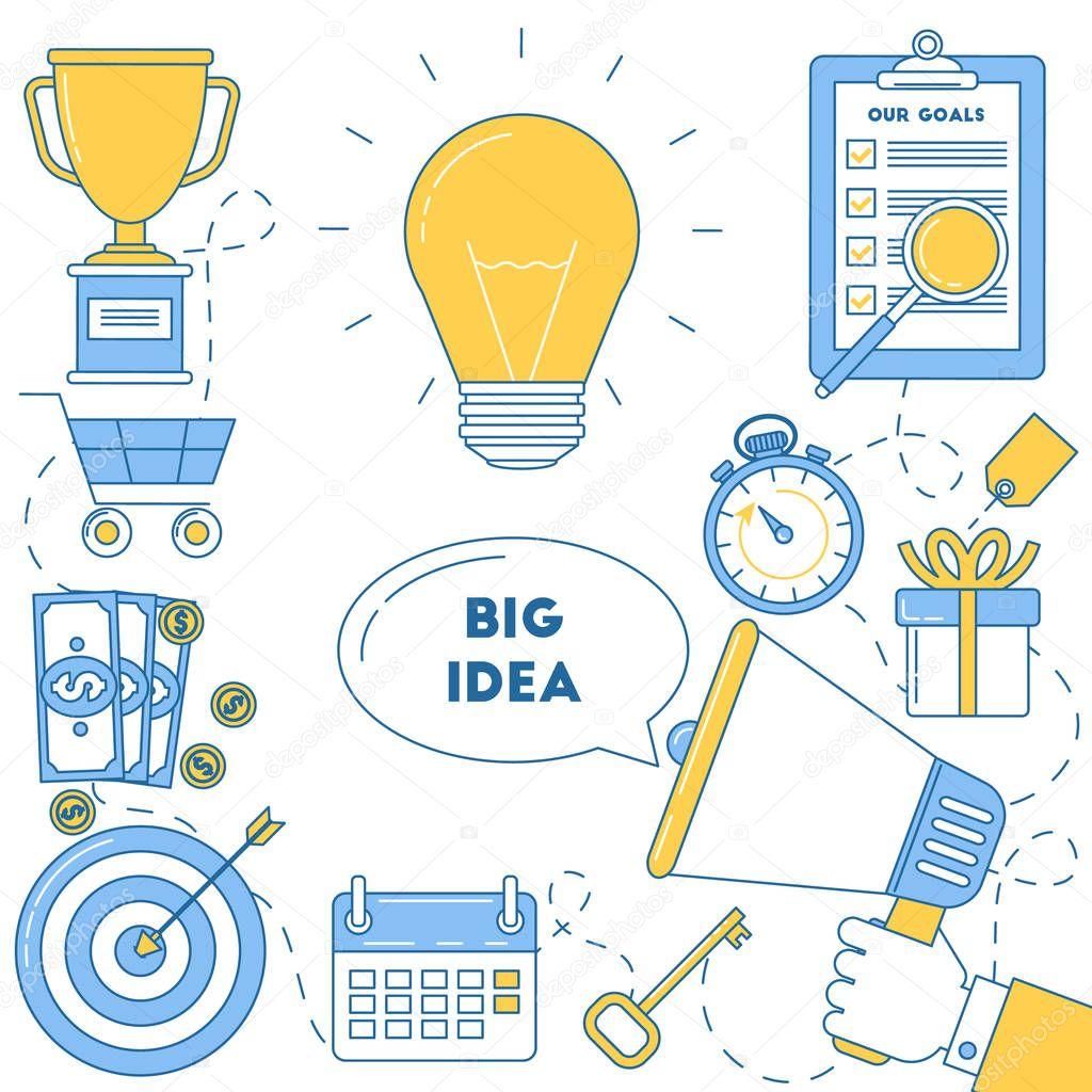 Big idea banner