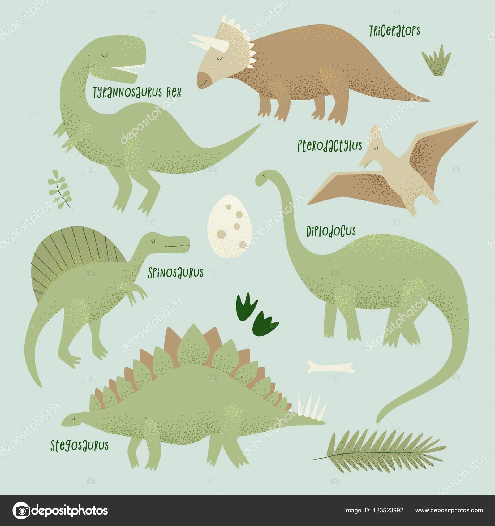 Model Large Dinosaur Jungle Dinosaurs Background Pictures