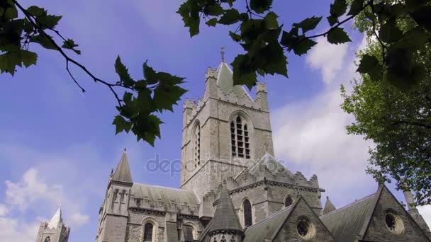 Dublin, Irsko, církevních Katedrála Krista