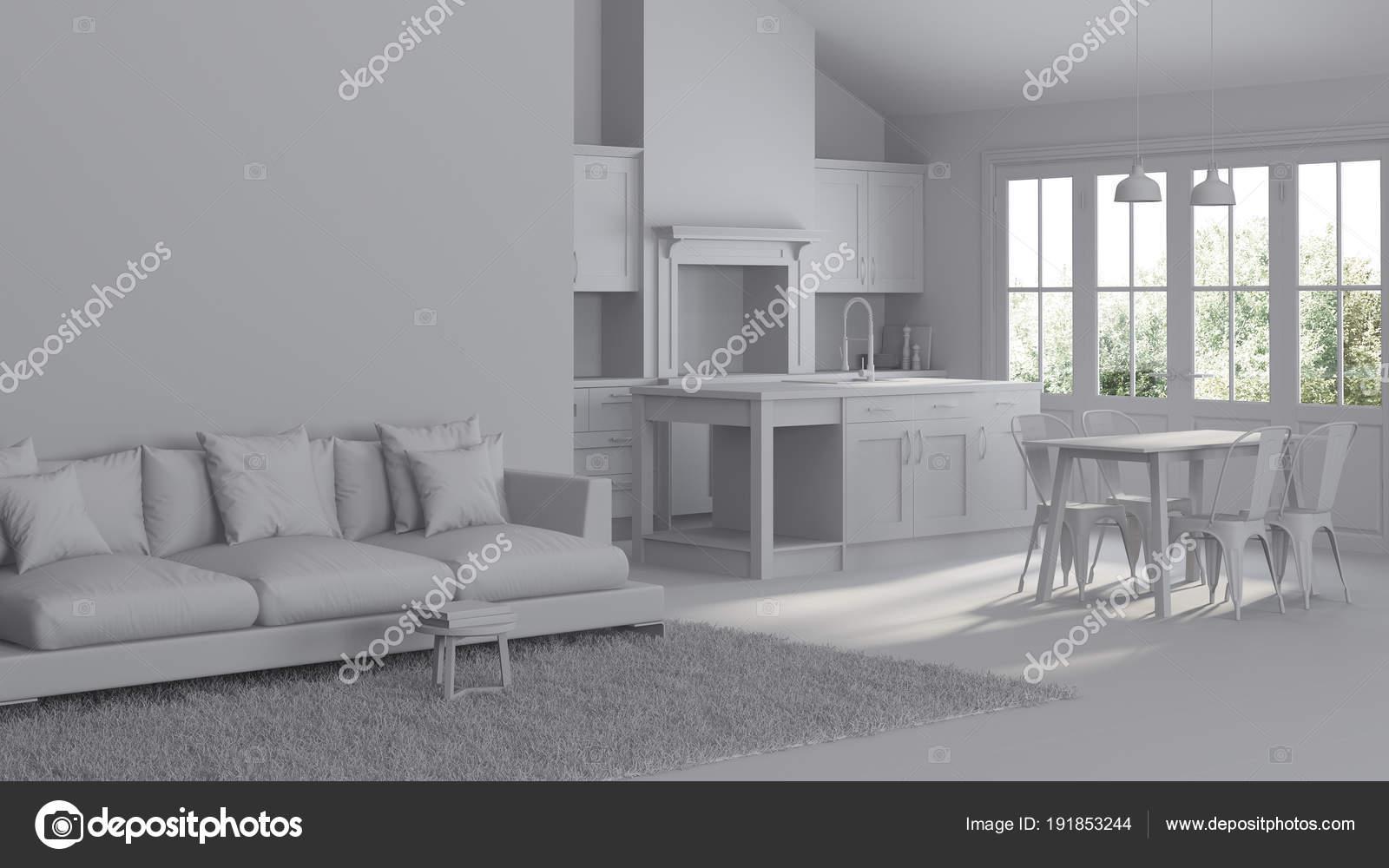 Interni Casa Grigio : Interni moderni una casa campagna riparazioni interno grigio