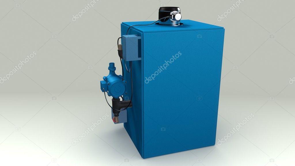 water boiler, heater — Stock Photo © sciencepics #125400844