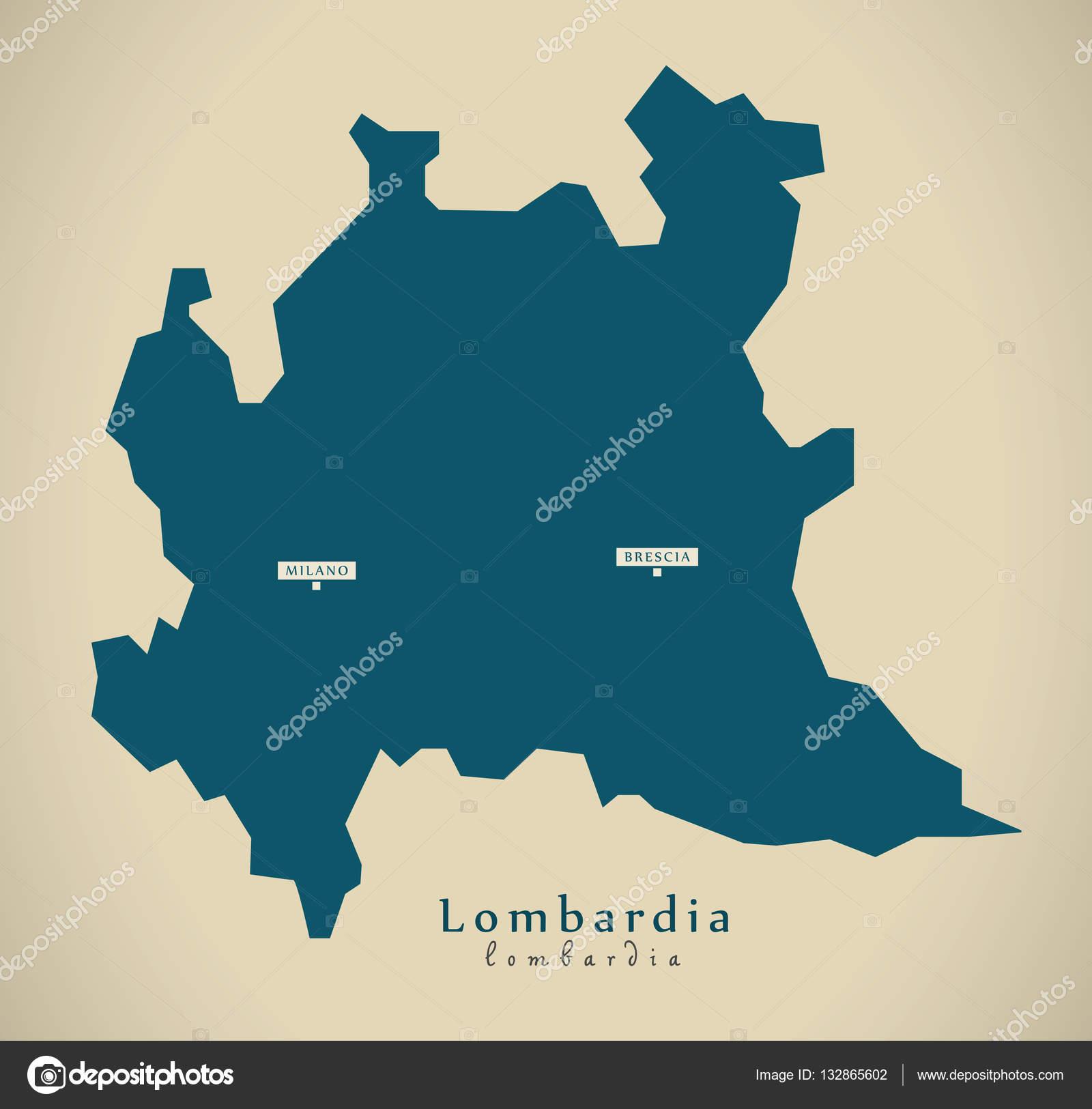 Mapa moderno it lombardia italia foto de stock ingomenhard mapa moderno it lombardia italia foto de stock gumiabroncs Choice Image