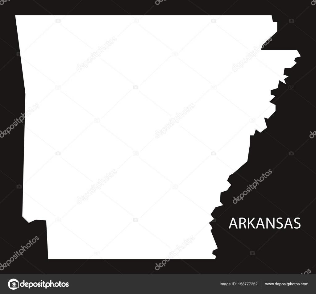 Arkansas Maps And Data MyOnlineMapscom AR Maps State Arkansas Map - Arkansas on the us map