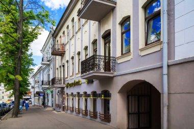 Belarus, Minsk, Komsomolskaya Street