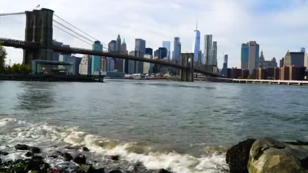 New York City városkép a Brooklyn