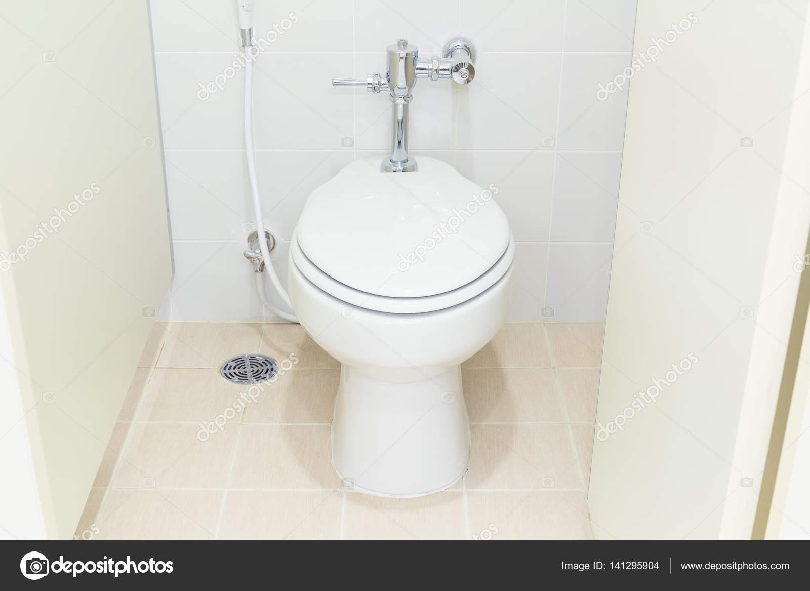 Water closet toilet — Stock Photo © roncivil #141295904