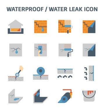 waterproofing water leak
