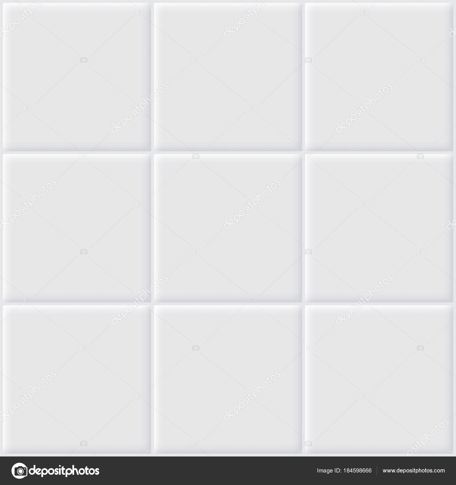 Turbo Weiße Fliesen Vektor — Stockvektor © roncivil #184598666 BM85