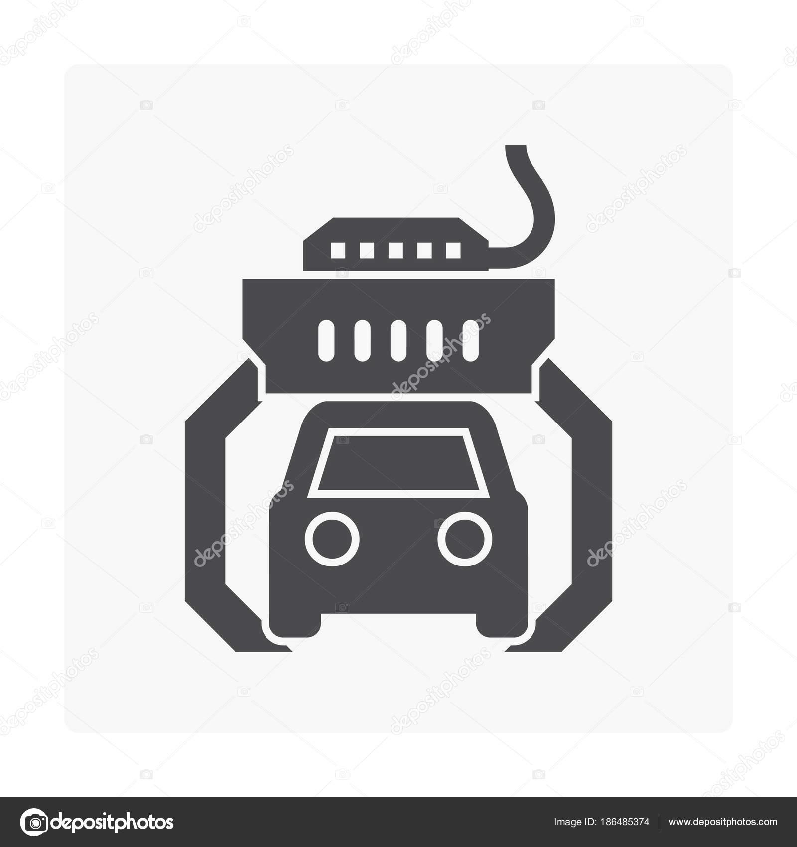 Car Manufacture Icon Stock Vector C Roncivil 186485374