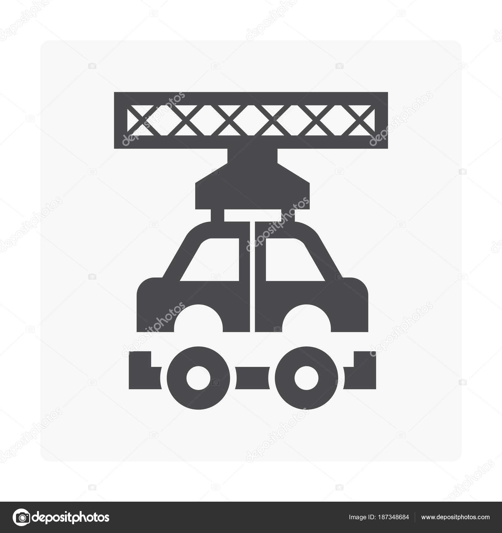 Car Manufacture Icon Stock Vector C Roncivil 187348684