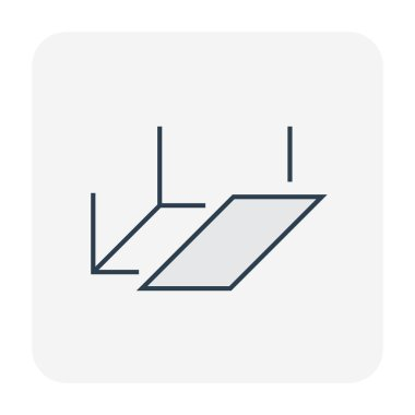 ceiling material icon