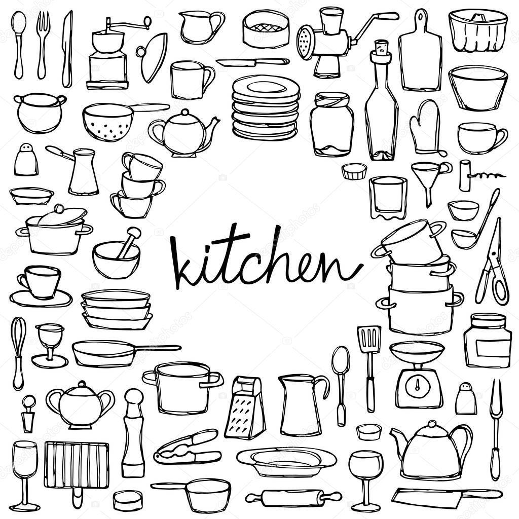 kleurplaat keukengerei 28 afbeeldingen