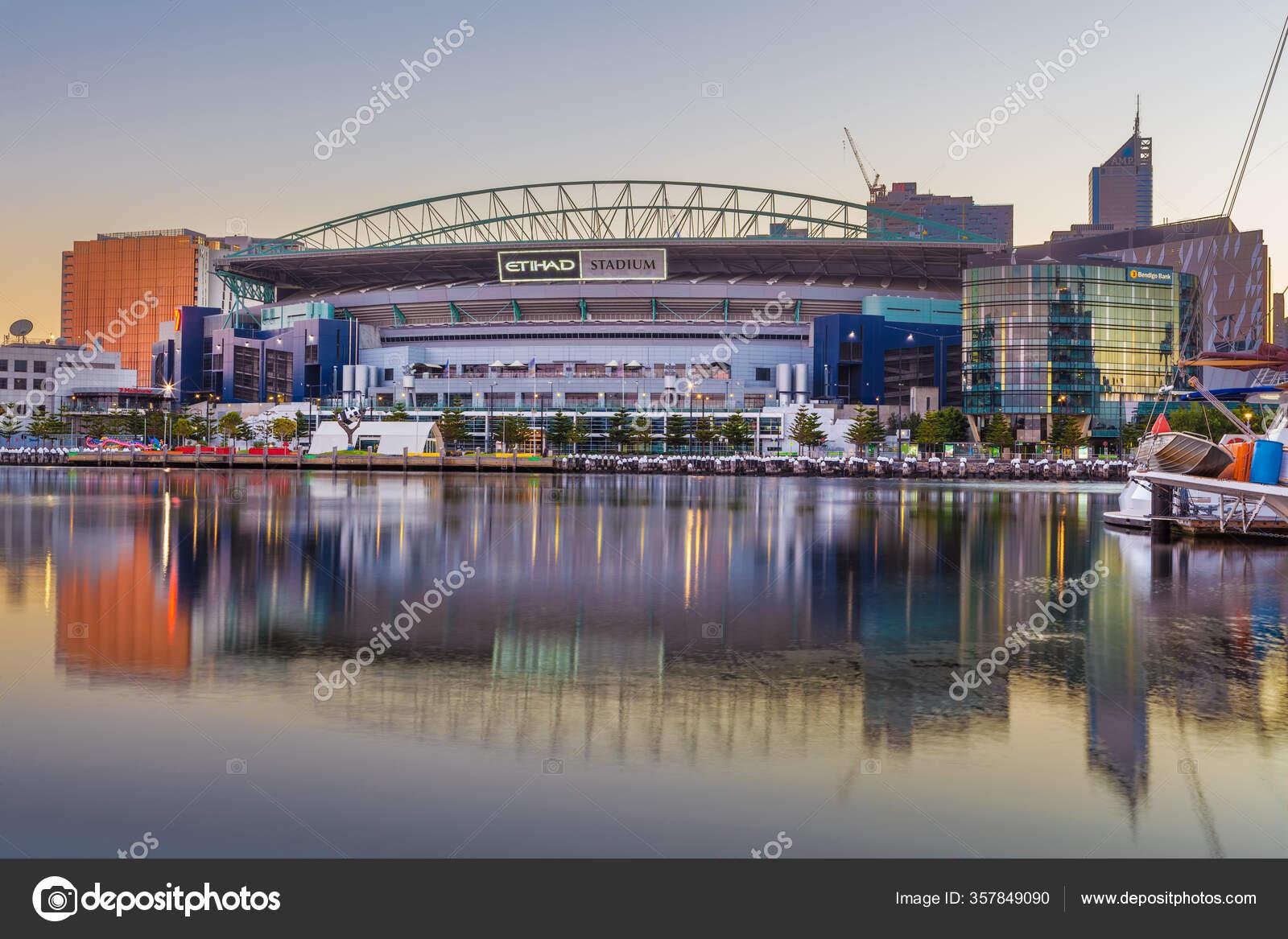 ᐈ Etihad stadium melbourne stock images, Royalty Free etihad stadium  melbourne photos