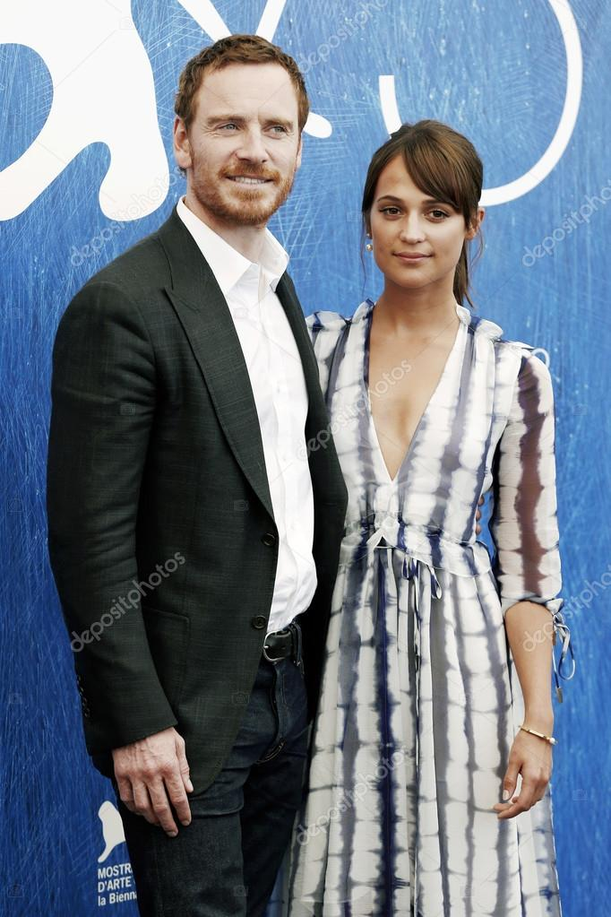 Image result for Alicia Vikander and Michael Fassbende 640 X 1000