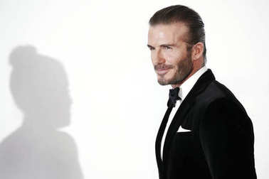 Football Player David Beckham