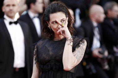 Actress Asia Argento