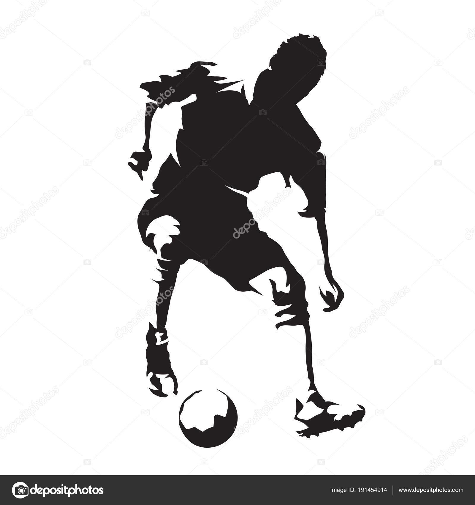 Imágenes Pelotas De Futbol Tatuajes Jugador Europeo De Fútbol Con