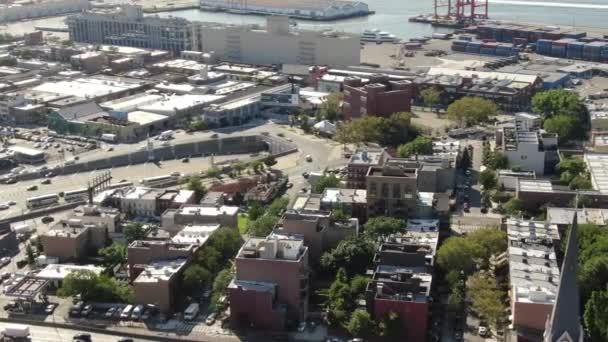 anténa brooklynského New Yorku