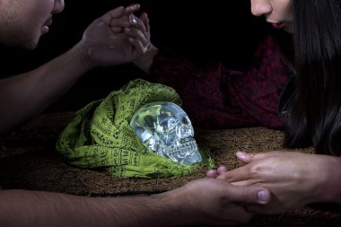 Psychic Seance or Spirit Medium