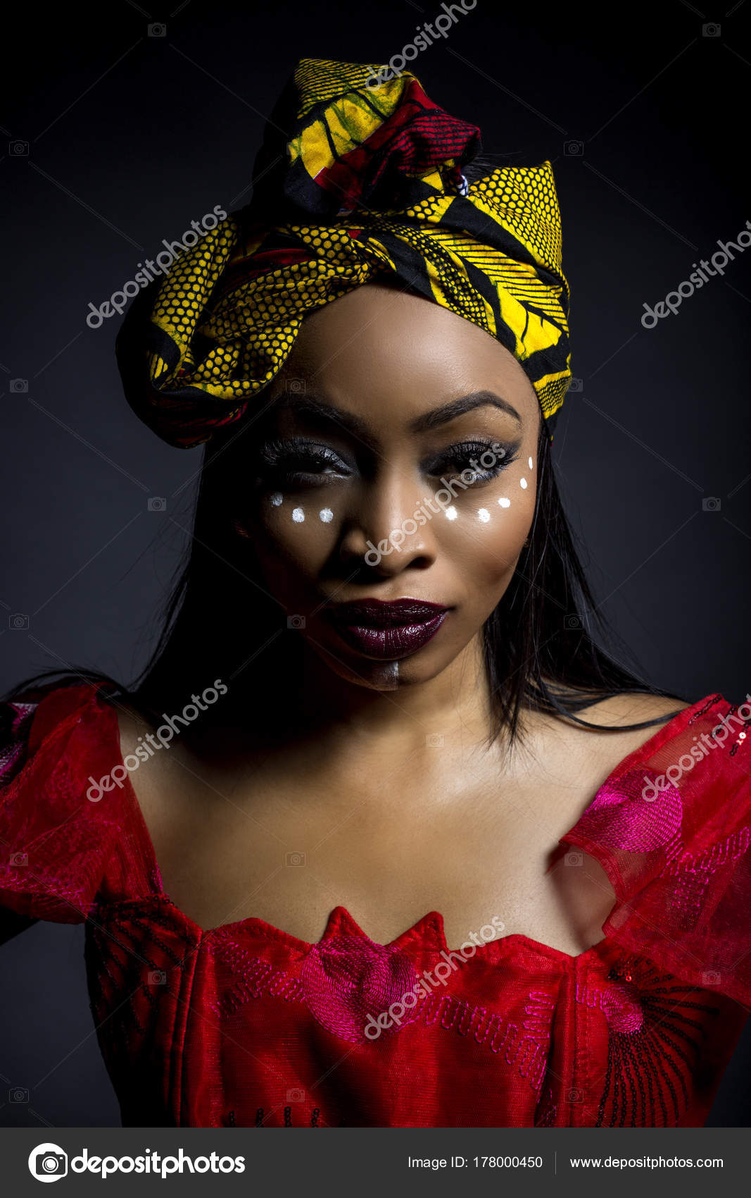 nigerijské dámy