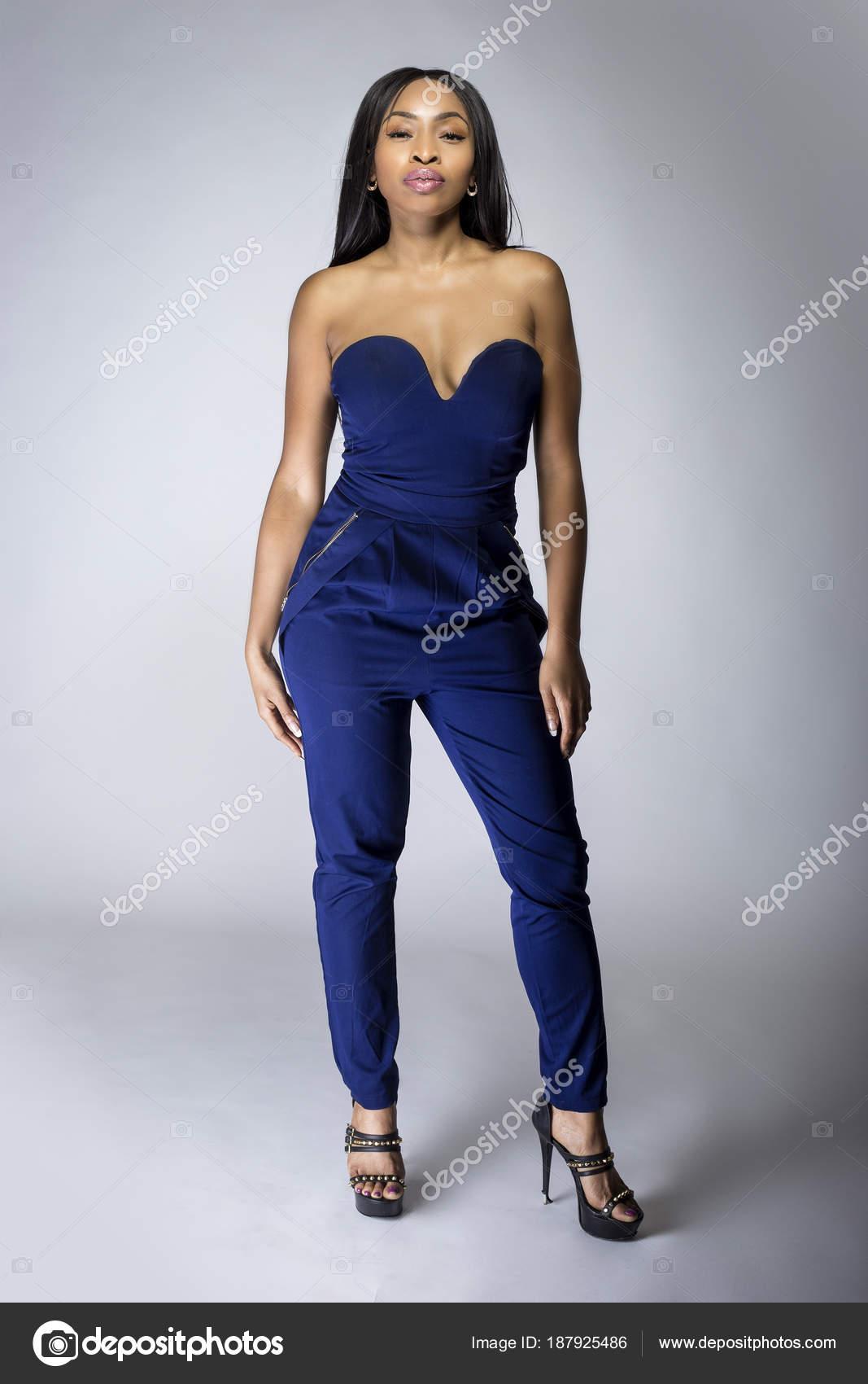 Modelos De Moda Mujeres Ropa Moda Mujeres Negro Sexy