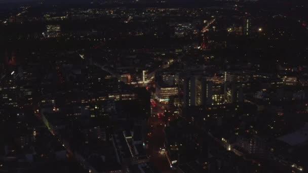 AERIAL: Schüsse in der Nacht in Köln