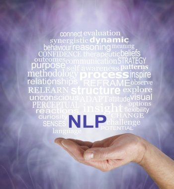 Neuro Linguistic Programming word cloud