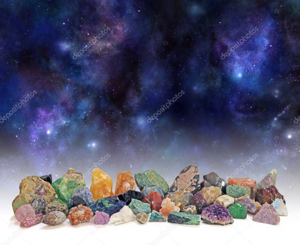 Cosmic Mineral Collection