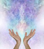 Gyönyörű metafizikai energia területén