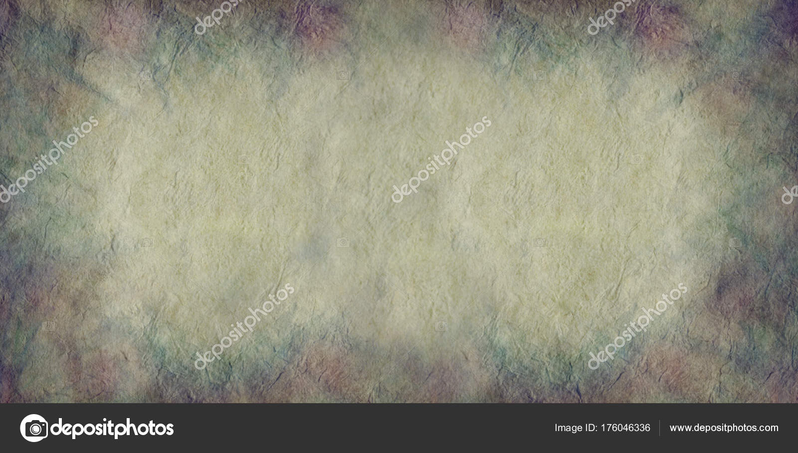 Rustic Stone Effect Dark Edged Background